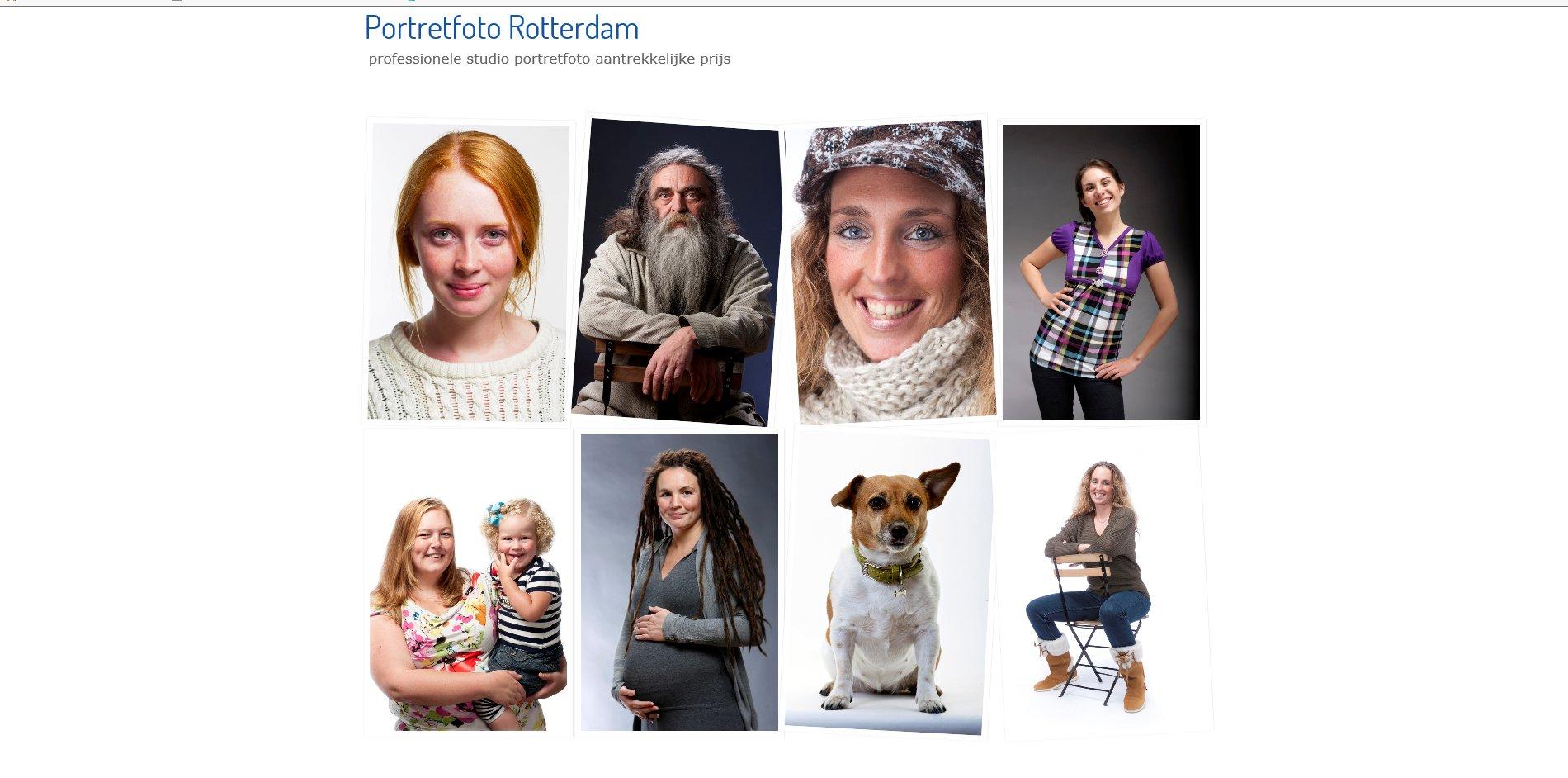 Portretfoto Rotterdam
